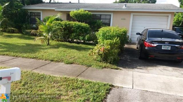 700 NE 43rd St, Pompano Beach, FL 33064 (MLS #F10145072) :: Green Realty Properties