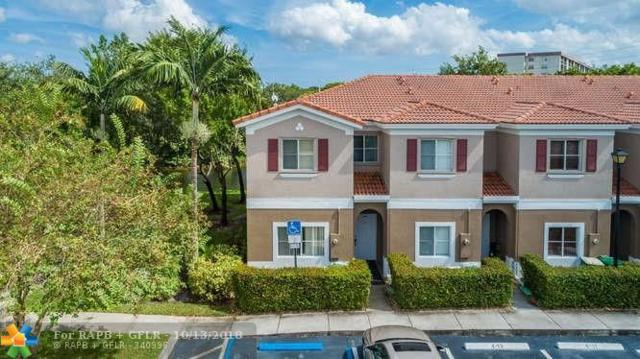 4413 Woodland Cir #4413, Tamarac, FL 33319 (MLS #F10145087) :: Green Realty Properties