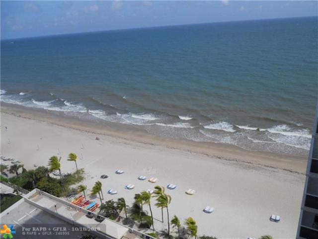 3500 NE Galt Ocean Dr #1516, Fort Lauderdale, FL 33308 (MLS #F10145239) :: Green Realty Properties
