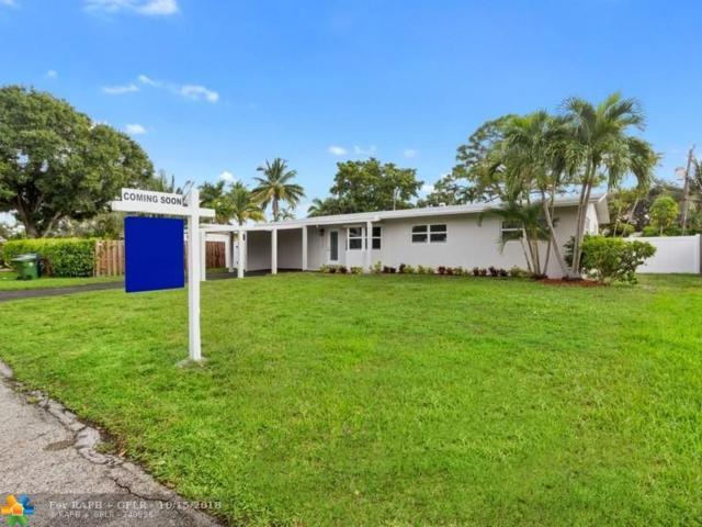 2738 NE 1 Way, Wilton Manors, FL 33334 (MLS #F10145400) :: Green Realty Properties