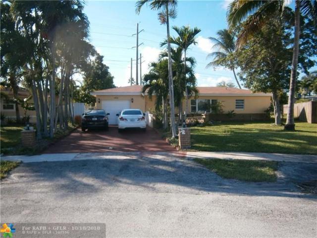 1401 Broadmoor, North Lauderdale, FL 33068 (MLS #F10145431) :: Green Realty Properties
