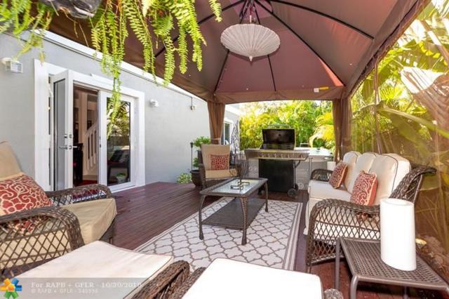 1327 NE 5th Ave #1327, Fort Lauderdale, FL 33304 (MLS #F10145456) :: Green Realty Properties