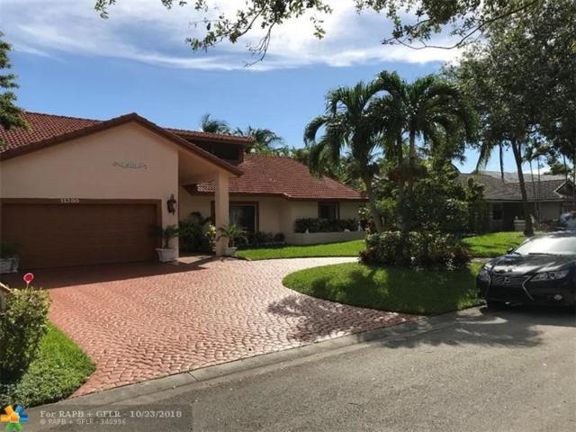 11380 SW 1ST ST, Coral Springs, FL 33071 (MLS #F10145526) :: Green Realty Properties