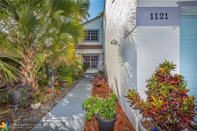 1121 NW 111th Ave, Plantation, FL 33322 (MLS #F10145540) :: Green Realty Properties