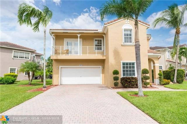 12653 NW 7th Ct, Coral Springs, FL 33071 (MLS #F10145543) :: Green Realty Properties
