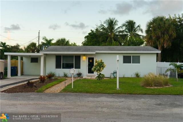 33 NE 26th Ct, Wilton Manors, FL 33334 (MLS #F10145611) :: Castelli Real Estate Services