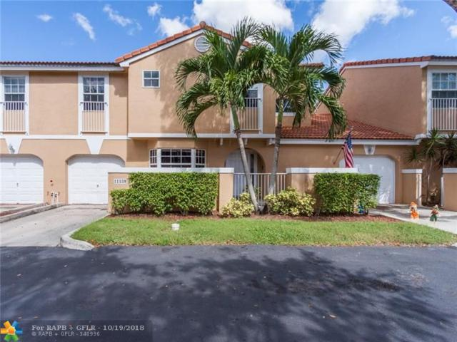 11339 Lakeview Dr 4O, Coral Springs, FL 33071 (MLS #F10145689) :: United Realty Group