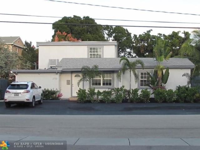 2702 NE 9th Ave, Wilton Manors, FL 33334 (MLS #F10145796) :: Castelli Real Estate Services