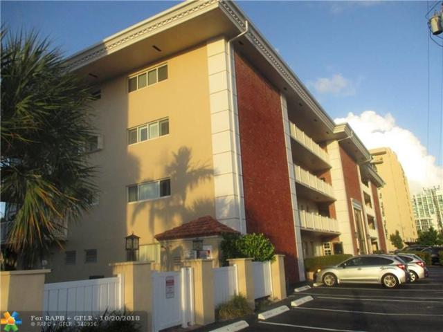 2841 NE 33rd Ct #404, Fort Lauderdale, FL 33306 (MLS #F10145806) :: Green Realty Properties