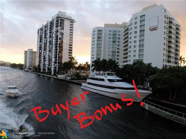 2670 E Sunrise Blvd #1115, Fort Lauderdale, FL 33304 (MLS #F10145808) :: The O'Flaherty Team