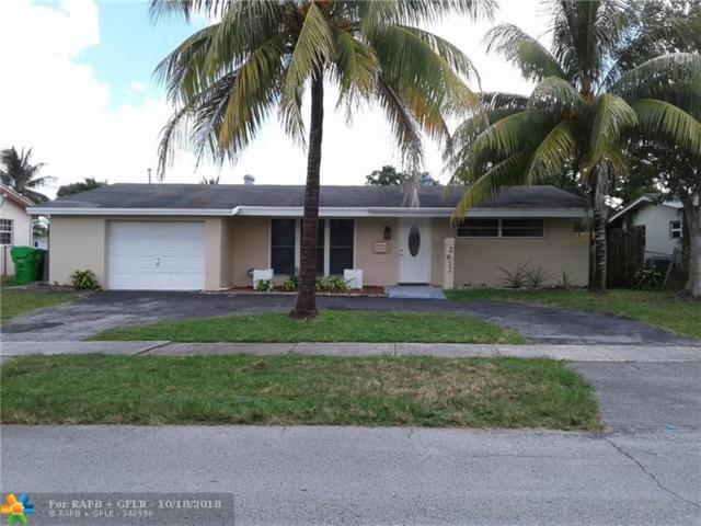 2632 NW 73rd Ave, Sunrise, FL 33313 (MLS #F10145819) :: Green Realty Properties