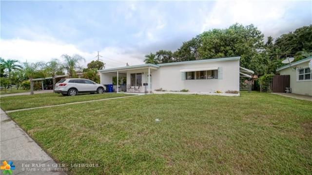 827 SW 26th Ct, Fort Lauderdale, FL 33315 (MLS #F10145840) :: Green Realty Properties