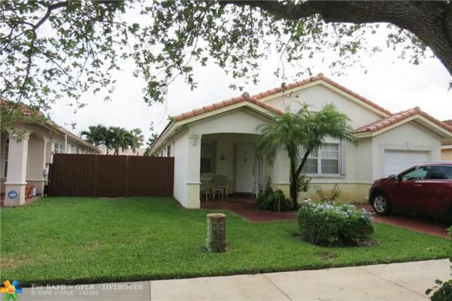 8724 NW 143rd Ter, Miami Lakes, FL 33018 (MLS #F10145922) :: Green Realty Properties
