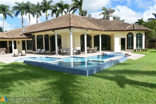 3510 Windmill Ranch Rd, Weston, FL 33331 (MLS #F10145951) :: Green Realty Properties