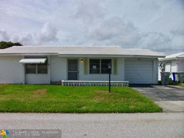 2871 NW 1st Ave, Pompano Beach, FL 33064 (MLS #F10145968) :: Green Realty Properties