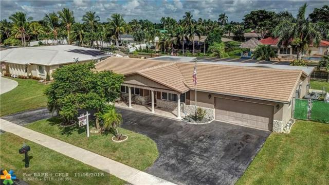 5941 SW 17th Ct, Plantation, FL 33317 (MLS #F10146150) :: Green Realty Properties