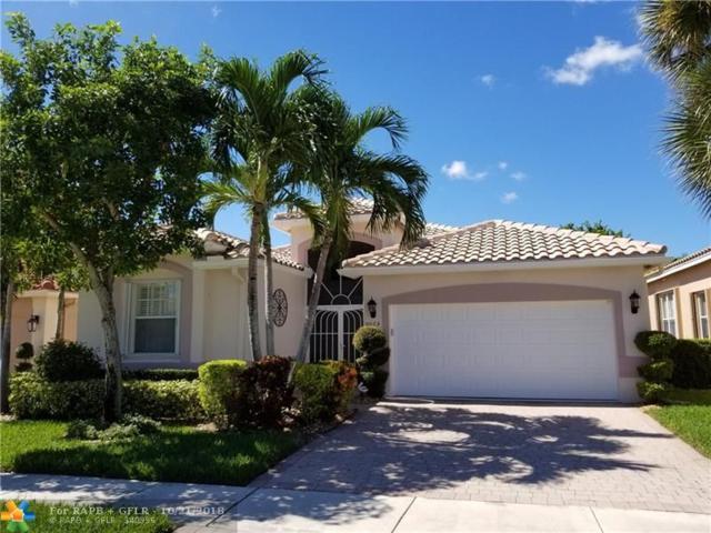 9074 Livorno St, Boynton Beach, FL 33472 (MLS #F10146171) :: Green Realty Properties