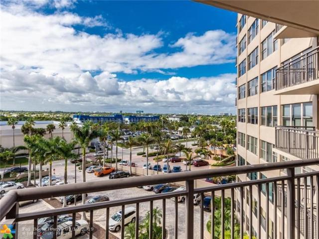3800 Galt Ocean Dr #612, Fort Lauderdale, FL 33308 (MLS #F10146212) :: The Paiz Group