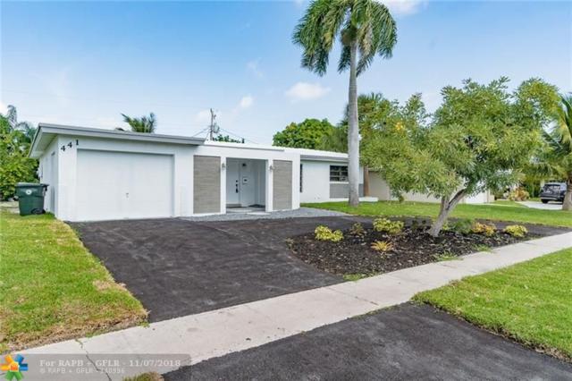 441 NE 24th St, Boca Raton, FL 33431 (MLS #F10146375) :: Green Realty Properties
