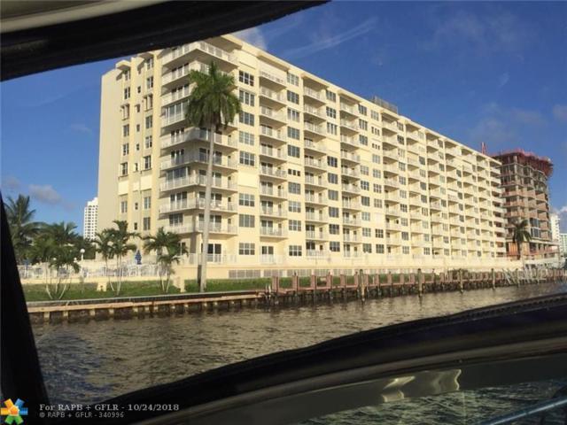 511 Bayshore Dr #609, Fort Lauderdale, FL 33304 (MLS #F10146674) :: Green Realty Properties