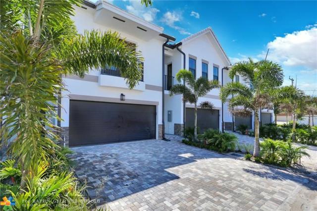 4526 E Aqua Bella Lane #50, Fort Lauderdale, FL 33312 (MLS #F10146714) :: Green Realty Properties
