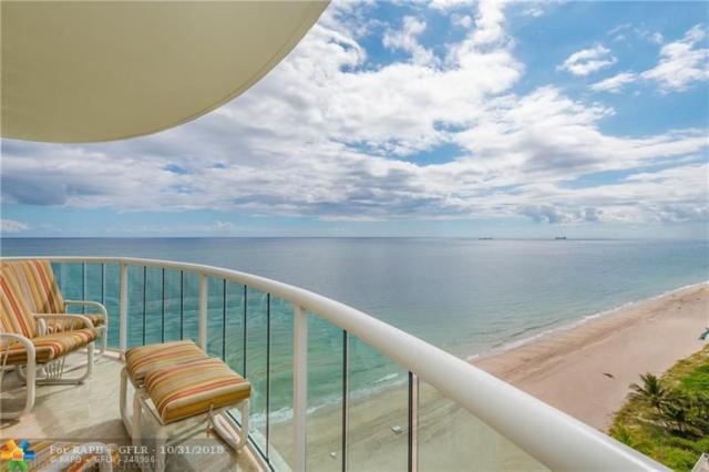 3410 Galt Ocean Dr 1202N, Fort Lauderdale, FL 33308 (MLS #F10146963) :: Green Realty Properties