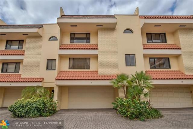1401 NE 9th St #27, Fort Lauderdale, FL 33304 (MLS #F10147093) :: Green Realty Properties