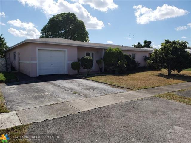 6808 Oakhill, North Lauderdale, FL 33068 (MLS #F10147229) :: Green Realty Properties