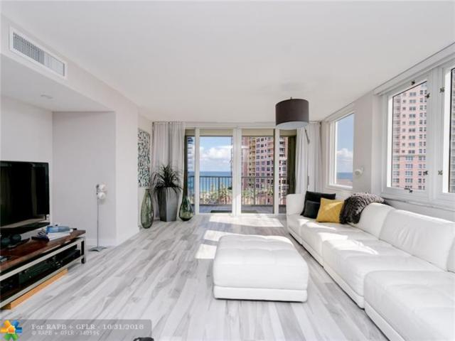2200 NE 33rd Ave 9K, Fort Lauderdale, FL 33305 (MLS #F10147377) :: Green Realty Properties
