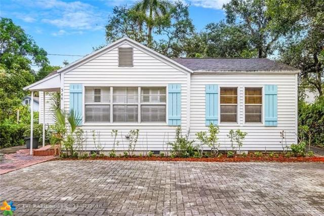 544 SW 13th Ave, Fort Lauderdale, FL 33312 (MLS #F10147467) :: Green Realty Properties