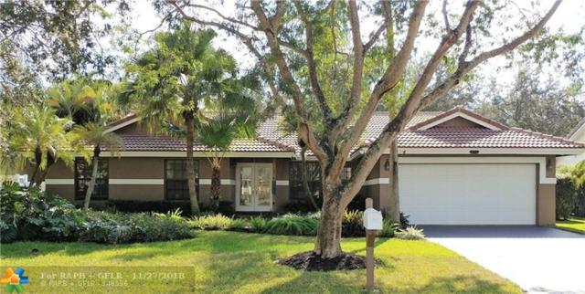 8510 NW 49th Dr, Coral Springs, FL 33067 (MLS #F10147650) :: Green Realty Properties