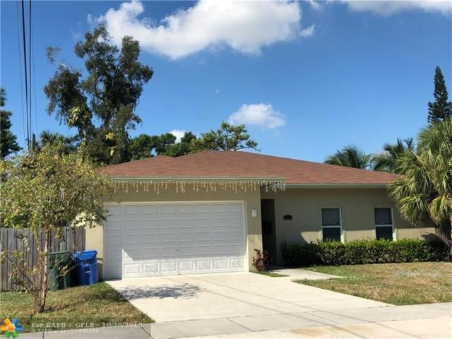 4087 NW 5th Ave, Oakland Park, FL 33309 (MLS #F10147719) :: Green Realty Properties