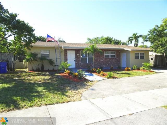 278 NE 40th St, Pompano Beach, FL 33064 (MLS #F10147737) :: Green Realty Properties