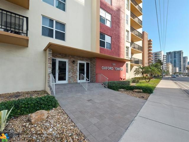 1501 S Ocean Dr #105, Hollywood, FL 33019 (MLS #F10147850) :: Green Realty Properties