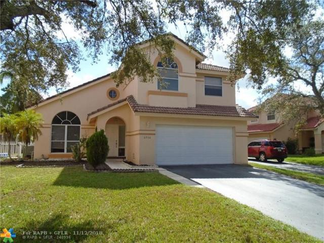 6960 NW 28th St, Margate, FL 33063 (MLS #F10147855) :: Green Realty Properties