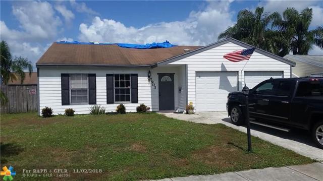 7903 Blairwood Cir, Lake Worth, FL 33467 (MLS #F10147925) :: Green Realty Properties
