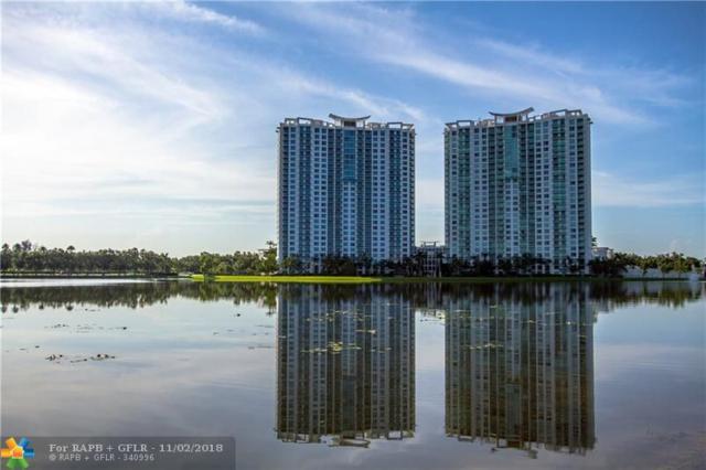2681 N Flamingo Rd 2208S, Sunrise, FL 33323 (MLS #F10147944) :: Green Realty Properties