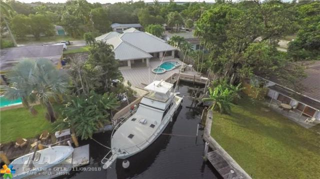 206 SW 18th Avenue, Fort Lauderdale, FL 33312 (MLS #F10147948) :: Green Realty Properties