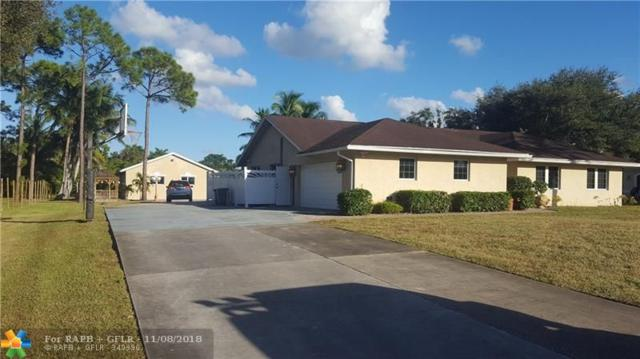 6306 NW 74th Ter, Parkland, FL 33067 (MLS #F10148093) :: Green Realty Properties
