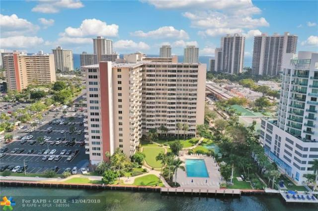 3233 NE 34th St #1606, Fort Lauderdale, FL 33308 (MLS #F10148246) :: Green Realty Properties