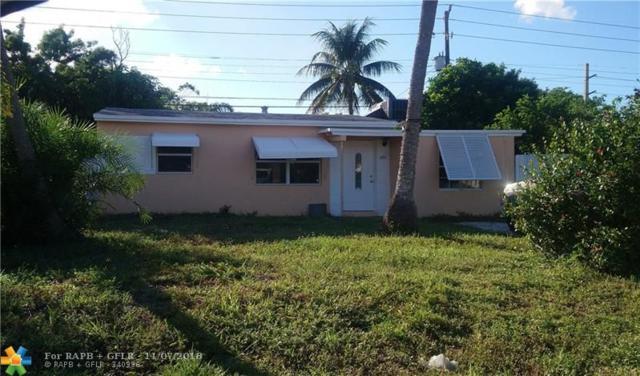 2933 NE 12 TERRACE, Pompano Beach, FL 33064 (MLS #F10148426) :: Green Realty Properties
