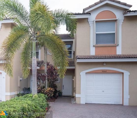9064 NW 55th St #9064, Sunrise, FL 33351 (MLS #F10148538) :: Green Realty Properties