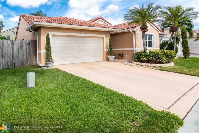 6681 Schooner Ter, Margate, FL 33063 (MLS #F10148553) :: Green Realty Properties