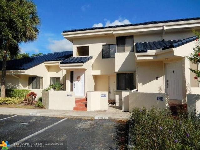 8017 NW 15th Mnr #8017, Plantation, FL 33322 (MLS #F10148624) :: Green Realty Properties