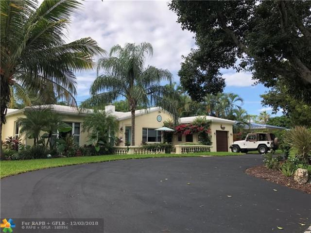1519 Bayview Drive, Fort Lauderdale, FL 33304 (MLS #F10148753) :: Green Realty Properties