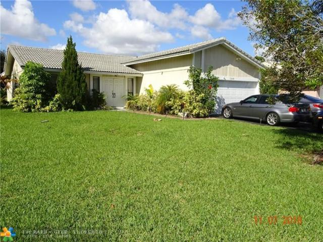 3248 NW 122nd Ave, Coral Springs, FL 33065 (MLS #F10149214) :: Green Realty Properties