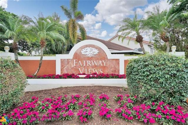 7652 Pinewalk Dr #139, Margate, FL 33063 (MLS #F10149278) :: Green Realty Properties