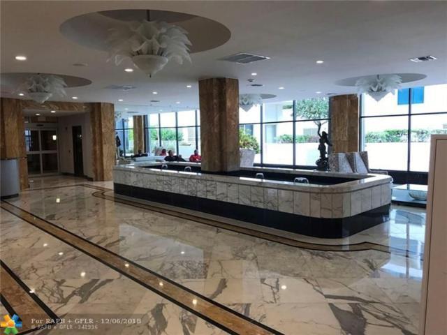 2751 S Ocean Dr S-301, Hollywood, FL 33019 (MLS #F10149332) :: Green Realty Properties