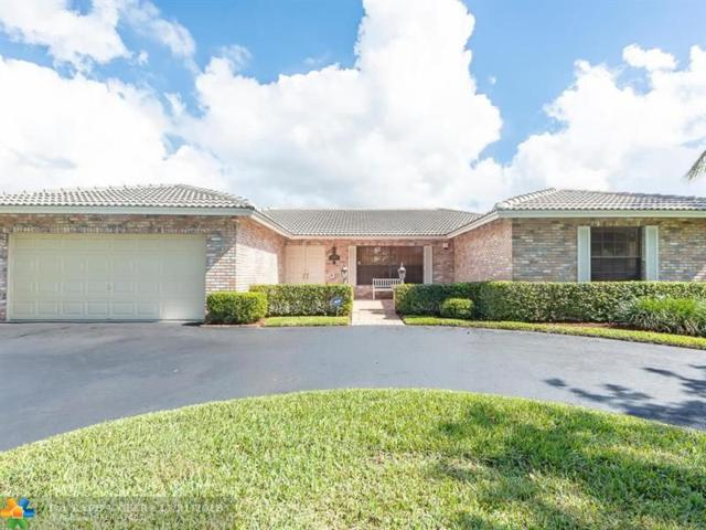 839 NW 110th Ln, Coral Springs, FL 33071 (MLS #F10149491) :: Green Realty Properties