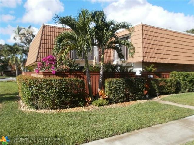 2911 SW 11th Pl #2911, Deerfield Beach, FL 33442 (MLS #F10149677) :: Green Realty Properties